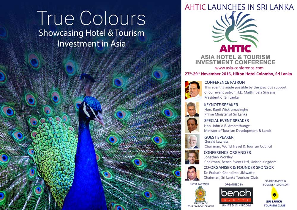 Asia Hotel & Tourism Investment Conference